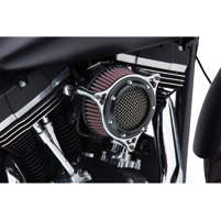 Cobra Black/Chrome RPT Air Intake