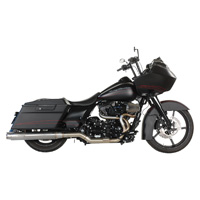 Rooke 2-into-1 Exhaust System Stainless Steel
