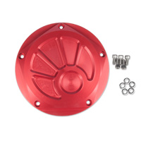 Rooke Rooke Derby Cover Red