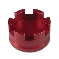 Rooke Rooke Oil Dip Stick-Red Cap