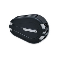 Crusher Satin Black Maverick Air Cleaner