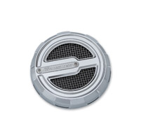 Crusher Chrome Maverick Air Cleaner Trim