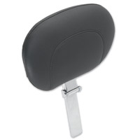 Mustang Black Pearl Studded Passenger Backrest