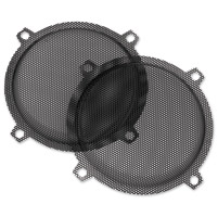 Hawg Wired Punched Steel Mesh Speaker Grills