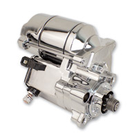 Protorque Chrome 1.4kw High Torque Starter