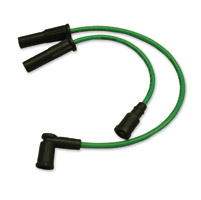Sumax Pro 8mm Green Spark Plug Wires