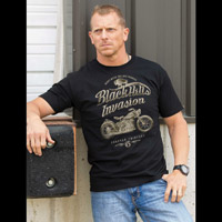 Chapter 13 Men's Black Hills Invasion Black T-Shirt