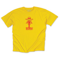 Biltwell Inc. Men's Gremmie Gold T-Shirt