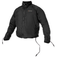Firstgear Men's 90-Watt Heated Black Jacket Liner