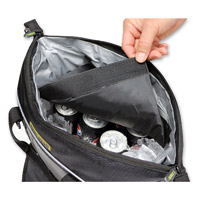 Nelson-Rigg RG-006 Mountable 12-Pack Cooler Bag