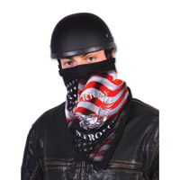 Hogshoppe American Strong Fleece Lined Face Mask