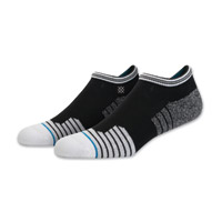 Stance Men's Guilded Low Cut Black/White Sock