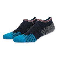 Stance Men's Tour Low Cut Navy Socks