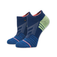Stance Women's Dip Low Cut Navy Socks