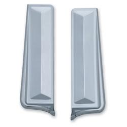 Kuryakyn Chrome Saddlebag Filler Panels