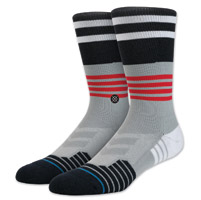 Stance Men's Fusion Framed Crew Cut Socks