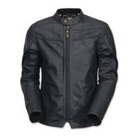 Roland Sands Design Men's Walker Black Leather Jacket