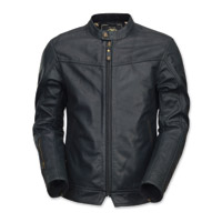 Roland Sands Design Men's Walker Black Leather Jacket