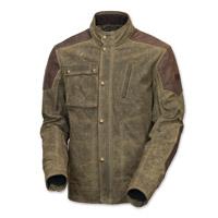 Roland Sands Design Men's Truman Ranger Waxed Cotton Jacket