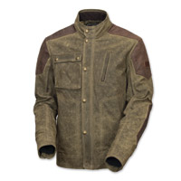 Roland Sands Design Men's Truman Ranger Waxed Cotton Jacket