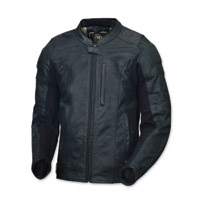 Roland Sands Design Men's Sonoma Black Leather Jacket