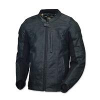 Roland Sands Design Men's Sonoma Black Leather Jacket