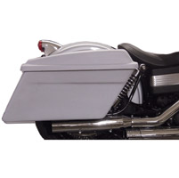 Sumax Saddlebags and Mounting Bracket Kit