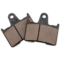 Motorcycle Parts Brand Sintered Brake Pad Set