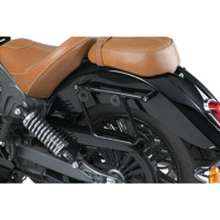 National Cycle Cruiseliner Black Mount Kit For Quick Release Saddlebags