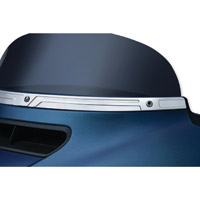 Bahn Chrome Windshield Trim