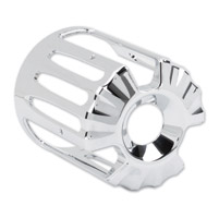 Arlen Ness Deep Cut Chrome Oil Filter Cover