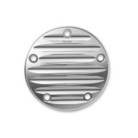 Arlen Ness Deep Cut II Chrome Points Cover