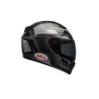 Bell Vortex Marker Black/Silver Full Face Helmet