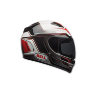 Bell Vortex Marker Red/Black Full Face Helmet