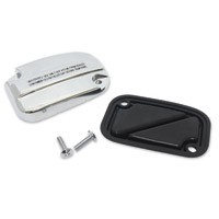Clutch Master Cylinder Cover Kit Chrome