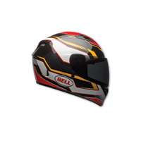 Bell Qualifier Torque Black/Gold Full Face Helmet