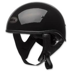 Bell Pit Boss Sport Gloss Black Half Helmet