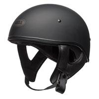 Bell Pit Boss Sport Matte Black Half Helmet