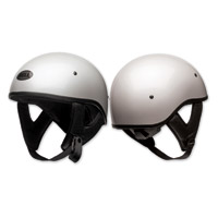 Bell Pit Boss Sport White Half Helmet