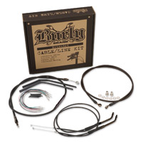 Burly Brand 12″ T-Bar Cable Kit