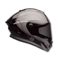 Bell Race Star RSD Chief Silver Full Face Helmet