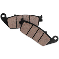 BikeMaster Honda Front Brake Pad 4/PC Set