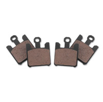 BikeMaster Front Brake Pad 4/PC Set