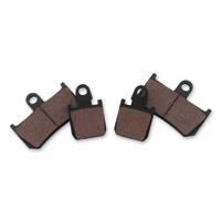 BikeMaster Yamaha Front Brake Pad 4/PC Set