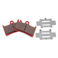 BikeMaster Sintered Front Brake Pads With Shim