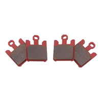 BikeMaster Sintered Front Brake Pad 4/PC Set