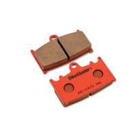 BikeMaster Sintered Rear Brake Pads