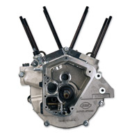 S&S Cycle Natural Short Block Assembly
