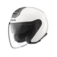 Schuberth M1 Vienna White Open Face Helmet