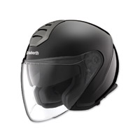 Schuberth M1 Berlin Black Open Face Helmet